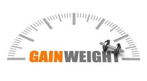 رژیم غذایی افزایش وزن